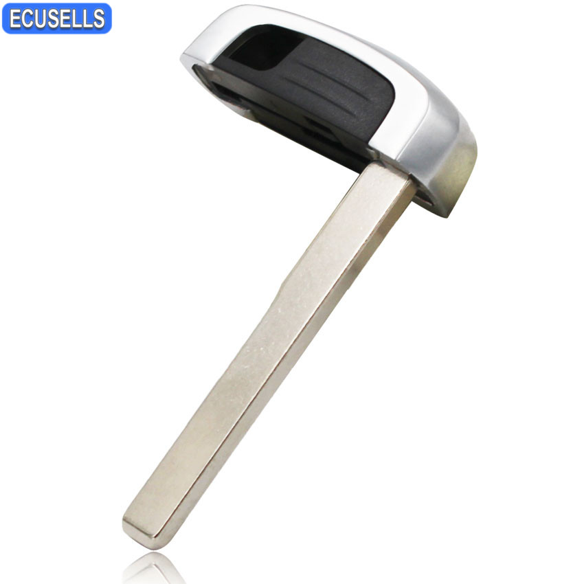 New Replacement Uncut Smart Remote Emergency Key Blade Insert For Ford