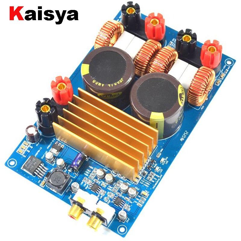 300 W + 300 W DC 48 V 4700 UF/63 V * 2 Classe D TPA3255 MINI HIFI AUDIO Numérique amplificateur AUDIO Conseil Chiffres Puissance AMP Circuit Module