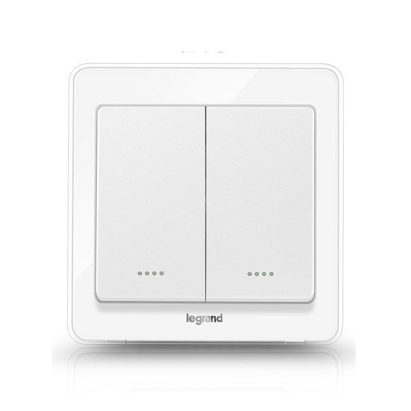2 Gang Smart Switch    Homeautomation