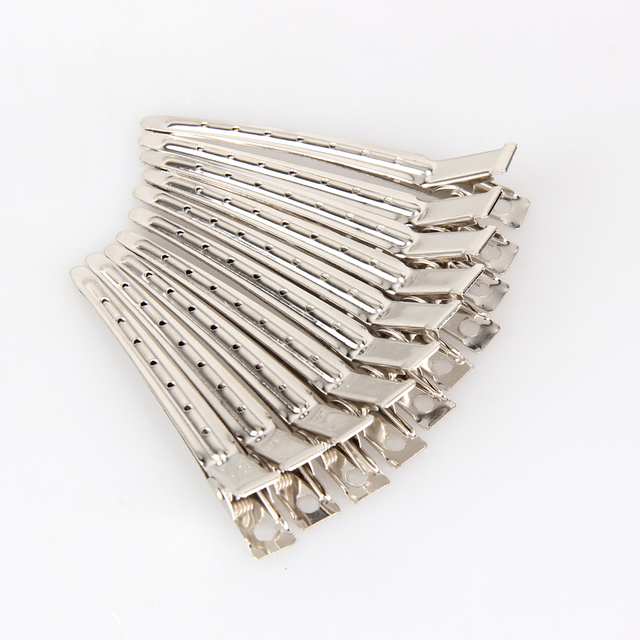 Sfainless Steel Hairpins 10 Pcs Set