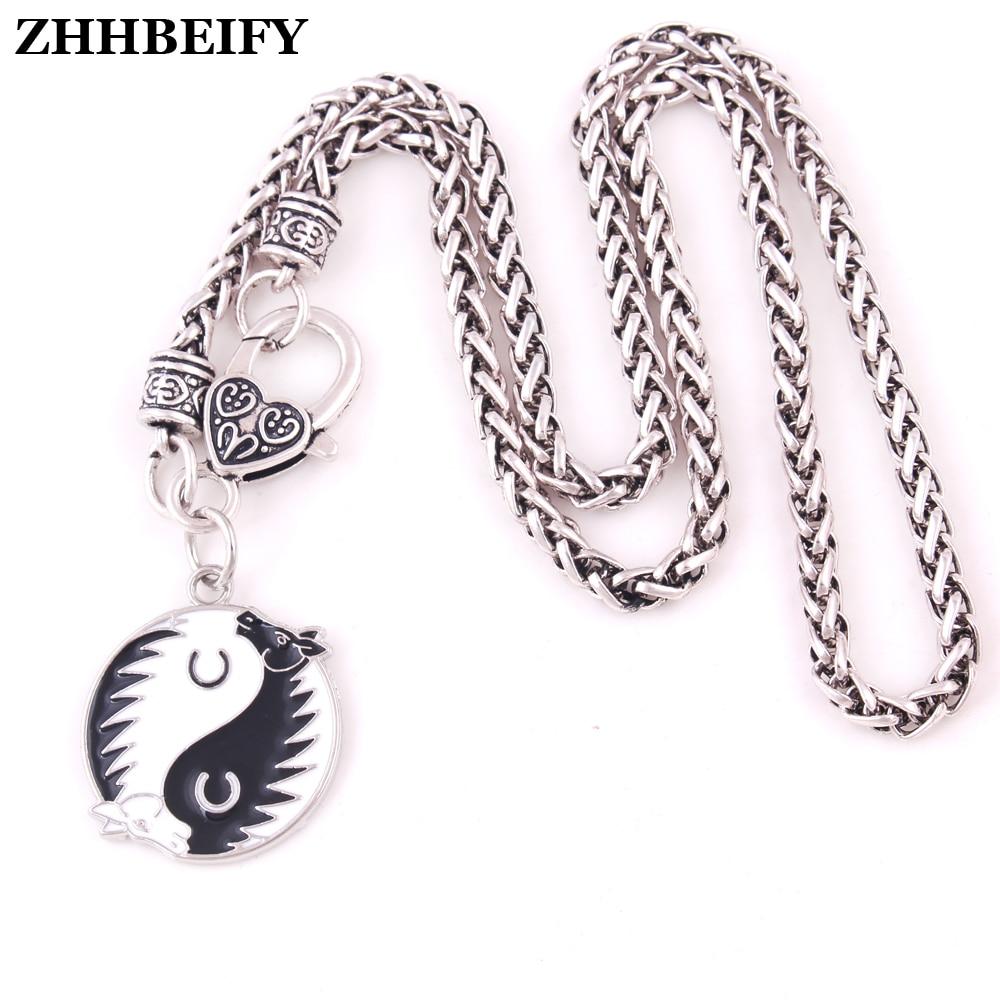 Horse yin yang pendant tao yinyang enameled horses amulet leather img8473 img8481 img8486 img8487 img8491 img8503 img8505 buycottarizona Images