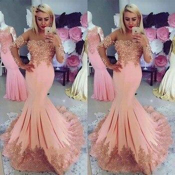 105b40276e7 Вечерние платья длинное abiye gece летнее платье elbisesi soiree арабское  торжественное платье вечернее платье «русалка