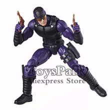 "Marvel Legends Série 6 ""Paladin Action Figure De 2018 Deadpool Sasquatch Onda BAF Collectible Boneca Modelo Original Solto(China)"