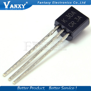 Image 3 - 10PCS 2SK30A TO 92 K30A TO92 new MOS FET transistor