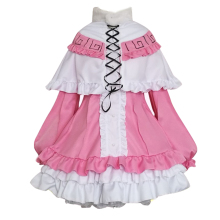 Anime Kobayashi-san Chi no Maid Dragon Kanna Kamui Cosplay Costume