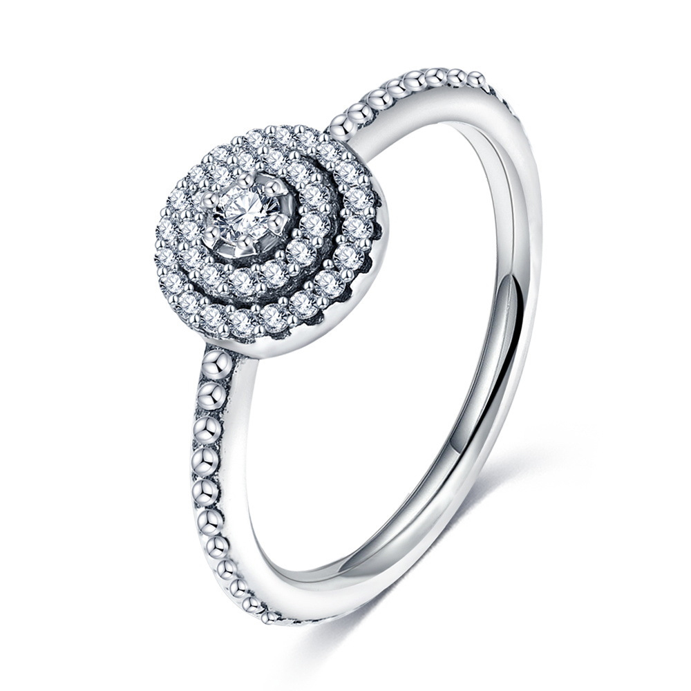 Buy Ring Flower Pandora And Get Free Shipping On Aliexpress