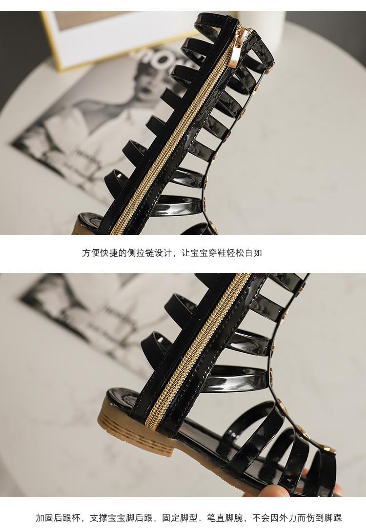 moda alta para ajudar tubo longo sapatos