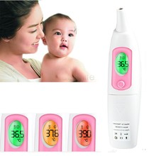Protable Baby Thermometer Adult Auto IR Digital Body Ear Thermometer Infrared Temperature Thermometer 38