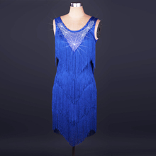 fringed ladies latin dance dresses competition for women adult ballroom dress fringe tango dress women's plus size bambina