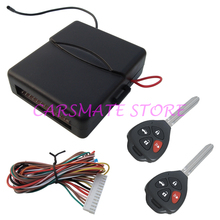 Car Remote Keyless Entry System Remote Lock / Unlock / Trunk Release The Blank Key on Remote for Some TOYOTA Cars Carsmate