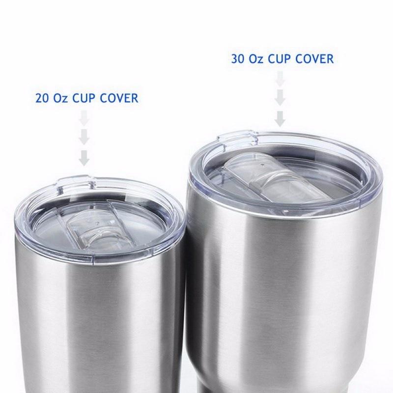 Spill Splash Proof Top Cap Cover Lid For <font><b>30</b></font> &20 <font><b>Oz</b></font> <font><b>YETI</b></font> RTIC <font><b>Rambler</b></font> <font><b>Tumbler</b></font> <font><b>Cup</b></font>