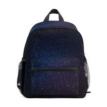 Female bag Hot Sale Printed Student Backpack ALAZA Star sky school bags for teenager boy girls children bag