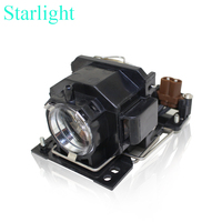 Projector Lamp Bulb DT00781 For Hitachi CP X1 CP X2 CP X4 CP X253 HCP 60X