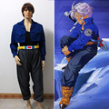 Dragon Ball Z Trunks Super Saiyan Cosplay Costume Torankusu Cosplay