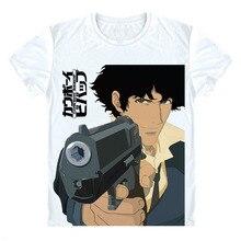 Cowboy Bebop Printed Summer T-Shirt