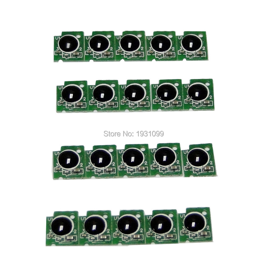 ФОТО 5set Cartridge ARC chip for brother LC163 LC-163 LC 163XL for brother DCP-J152W DCP-J752DW MFC-J245 MFC-J470DW MFC-650DW