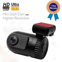 Car Camera Dashcam Mini Dash Camera DVR Mini 0805 Ambarella A7LA50 Chip GPS DVR Camera Super