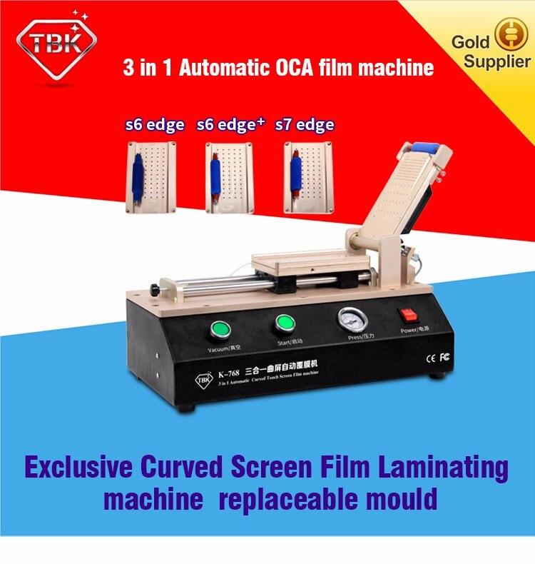 La más nueva máquina de laminado de película OCA de pantalla - Juegos de herramientas - foto 6