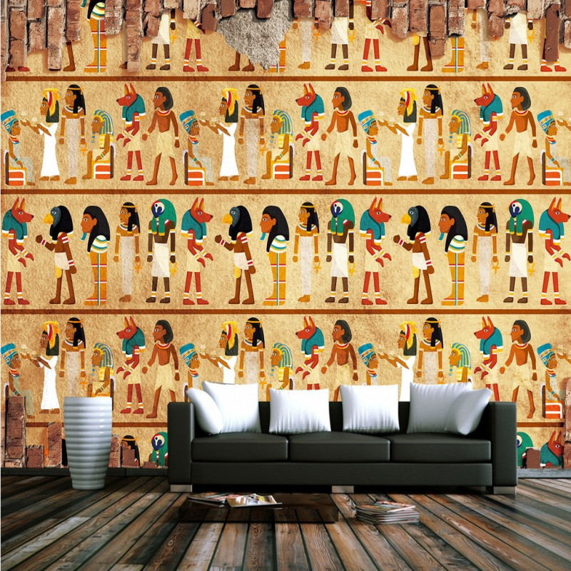 Popular classic tv themes buy cheap classic tv themes lots for Egyptian wallpaper mural