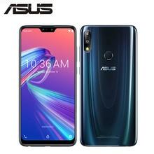 Глобальный ASUS ZenFone Max PRO M2 ZB631KL 4G LTE 19:9 полноэкранный 6,3 дюймов 1080×2280 p 4 Гб 128 ГБ 2160 P Snapdragon 660 OctaCore 5000 мАч