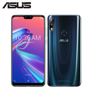 Global ASUS ZenFone Max PRO M2 ZB631KL 4G LTE 19:9 Full Screen 6.3inch