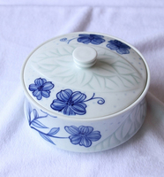 Exquisite Chinese Classical Porcelain Antique Imitation Handmade Small Flower Pot / Jar No.2