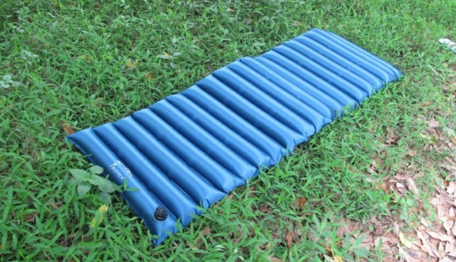 Axeman inflable Esterillas TRESS impermeable y dampproof airbed cama ...