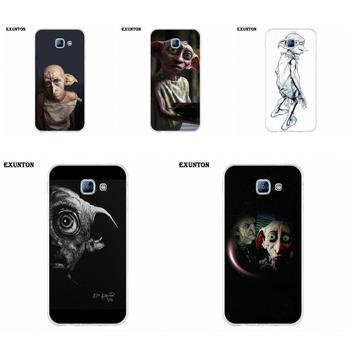 TPU Cover Case Vintage Harry Potter Dobby Is Free Life For Xiaomi Redmi Mi Note 7 8 9 SE Pro Lite Go Play