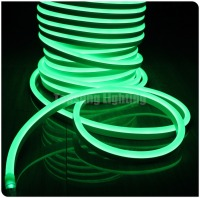 110v green led flexible neon light wire rope light manufacturers 120v neon flex lighting 120 smd/m waterproof strip light 10 50m
