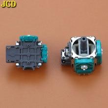 JCD 1 個オリジナル 3D アナログジョイスティックセンサーモジュール Nintend スイッチ NS プロコントローラージョイパッド交換