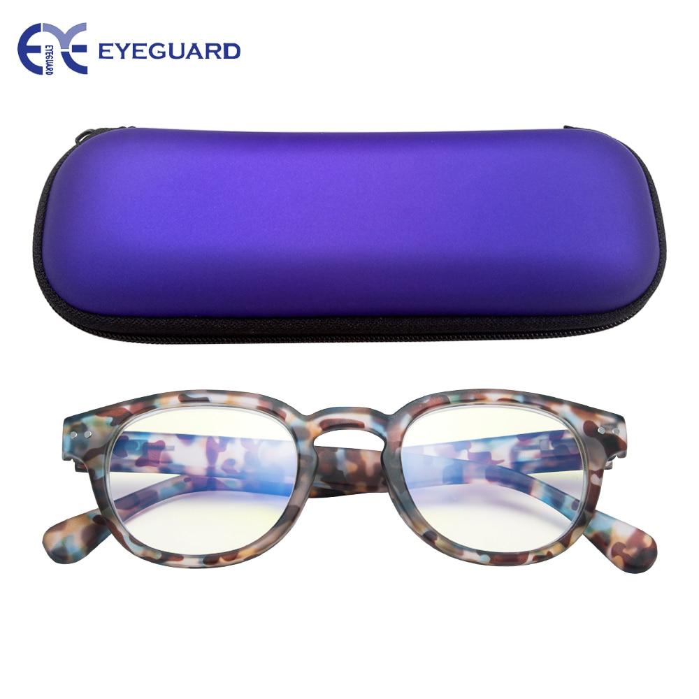 a1dcaaa39a80 EYEGUARD niños Anti-Luz Azul rayos juego gafas resplandor TV computadora  proteger ojo adolescentes niños sanos Demi negro rojo azul