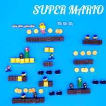 90PCS Gift sticker Mario