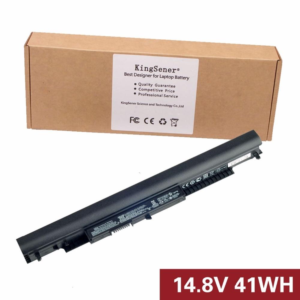 все цены на  Original New HS04 Laptop battery For HP Pavilion 14-ac0XX 15-ac0XX 255 245 250 G4 240 HSTNN-LB6V HSTNN-LB6U HSTNN-PB6T HS03 HS04  онлайн
