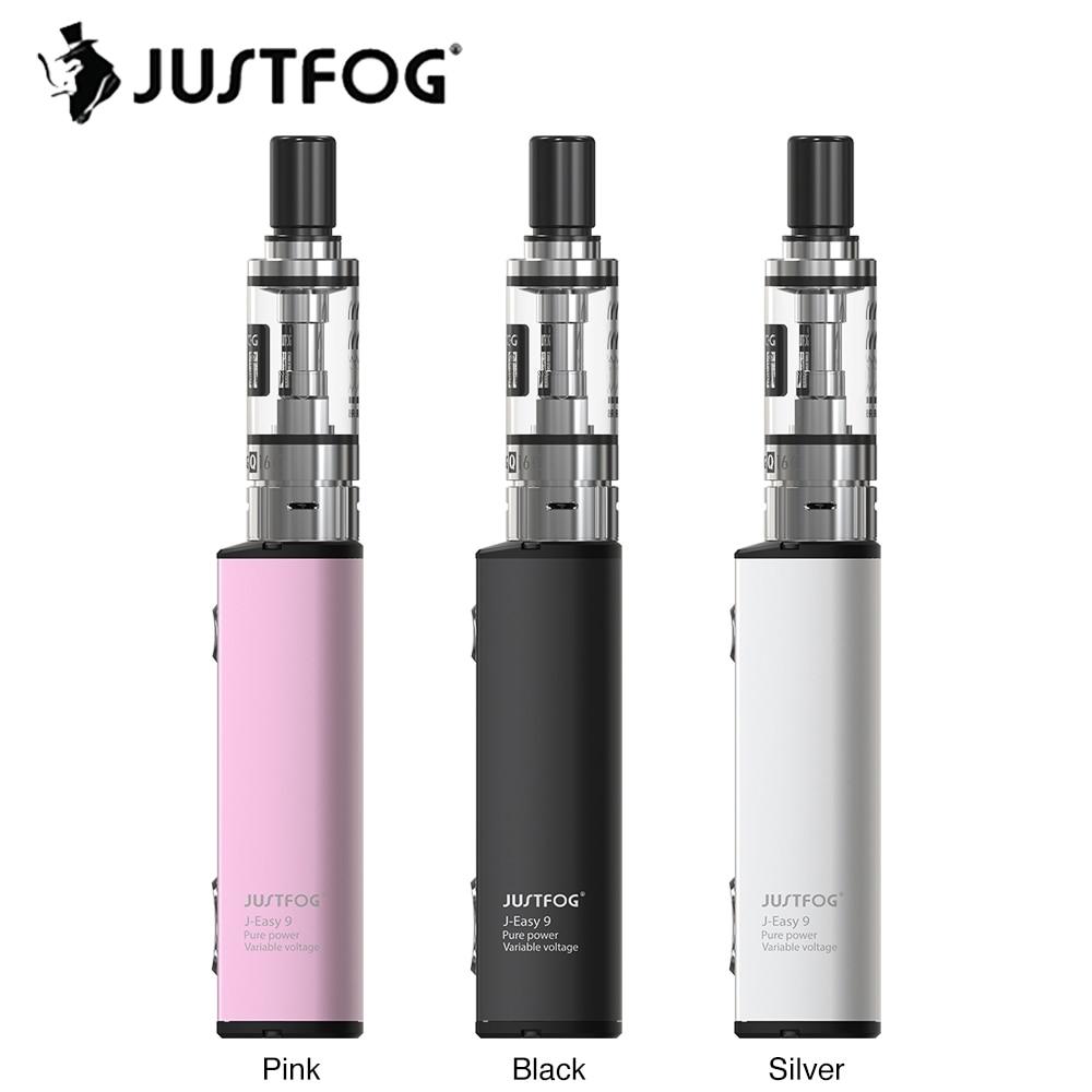 Original JUSTFOG Q16C Starter Kit With J-Easy 9 Battery 900mAh & 1.9ml Atomizer Vape Kit Vape Vaporizer VS MINIFIT/ Justfog Q16