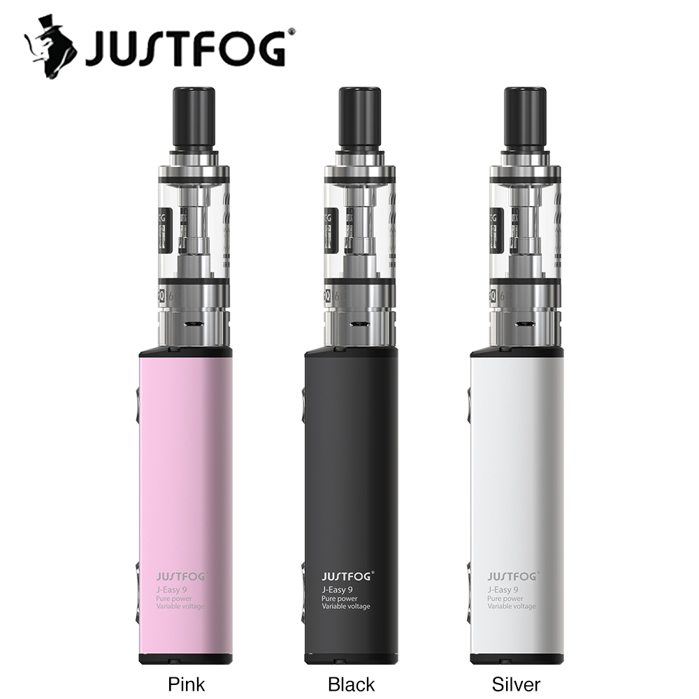 Original JUSTFOG Q16C Vape Kit With J-Easy 9 Battery 900mAh & 1.9ml Atomizer Electronic Cigarette Vape Kit Vs Justfog Q16/ Vinci