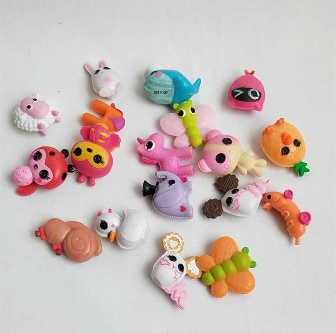 24 Mini Yang Indah Asli Boneka Lalaloopsy Kemasan dengan Aksesoris