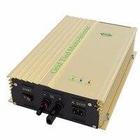 500W Grid Tie Inverter for PV input16v 28v DC to AC output For 12V Battery Solar Inverter Pure sine wave Inverter 24V battery