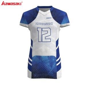 Image 5 - Kawasaki personnalisé Sublimation Football américain haut hommes USA Collage pratique/course Football chemises maillot grande taille