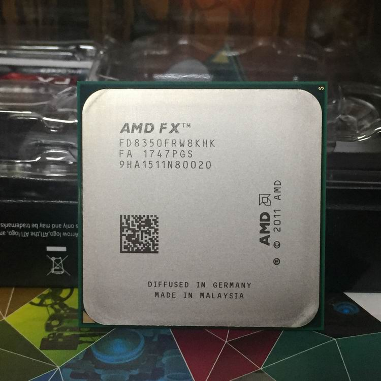 US $79 99 |AMD FX 8350 FX8350 Eight Core CPU Processor 4 0G/8M/125W Socket  AM3+ CPU FX 8350 Bulk Package (working 100% Free Shipping)-in CPUs from