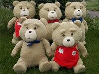 Gốc Super Chất Lượng TED Gấu Dễ Thương Mềm Movie Cartoon Thú Nhồi Bông Plush Sinh Nhật Đồ Chơi Quà Tặng Trẻ Em Kids Quà Tặng