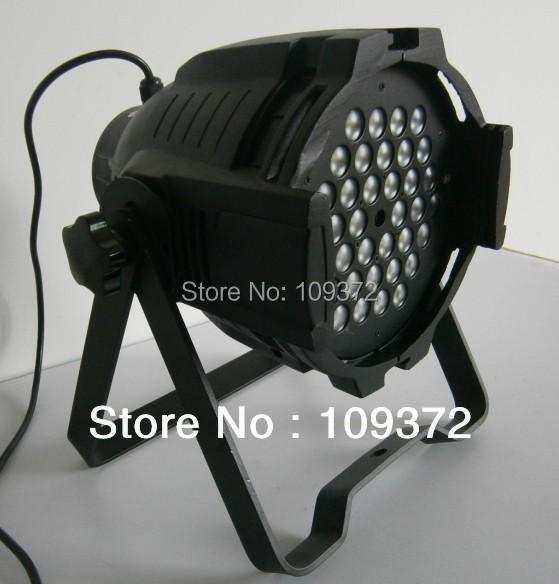 Best Cheap 8 DMX Channels 3Watt X 36Pcs RGB Led Zoom Disco Par 36 Sound Activate LED Stage Lights Cheap DJ LED Lighting Products