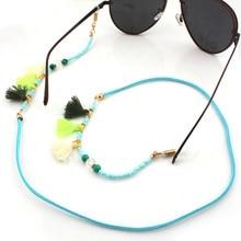 Bohemian Eyeglass Sunglasses Cord Strap Ropes New Fashion Beads Strand