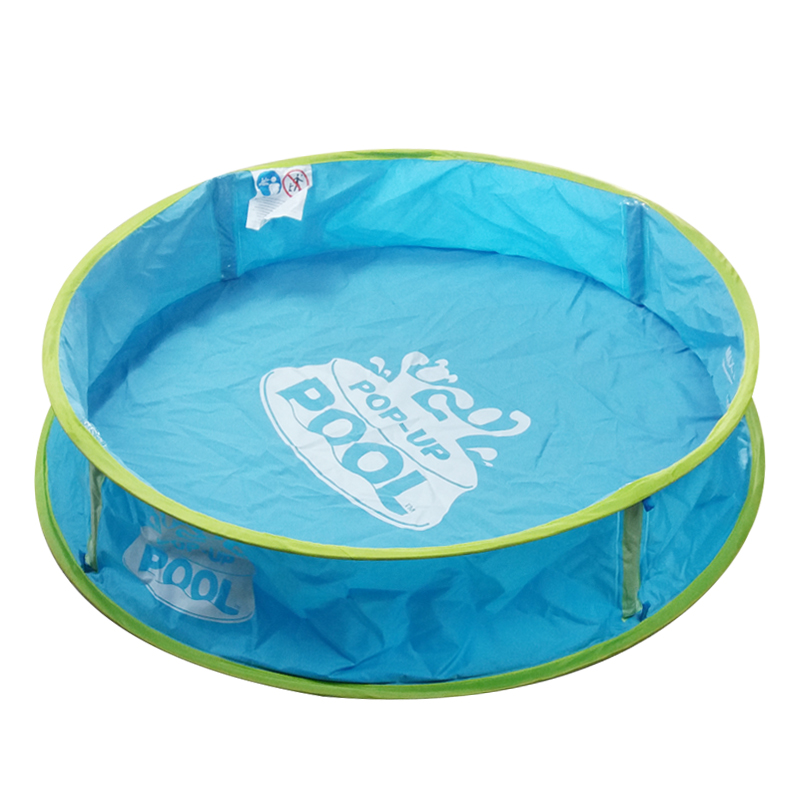 No Inflation Detachable Canopy Waterproof Material Can Play With Water Playing With Sand Play Ball Childrens Swimming Pool Swimming Pool