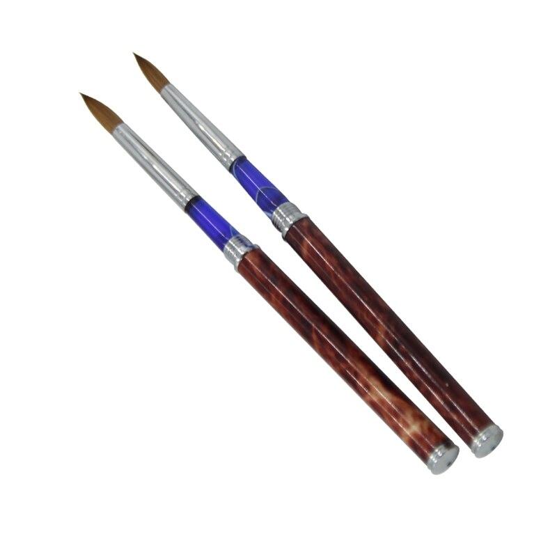 1pc New Dental Lab Porcelain Ceramic Ermine Brush Pen #6