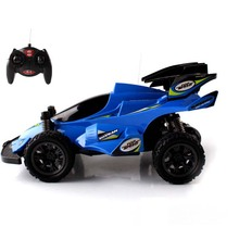 RC Car 1/18 Remote Control SUV Rechargeable Four-Axis Shock Absorber Racing Toy Children Surprise Gift