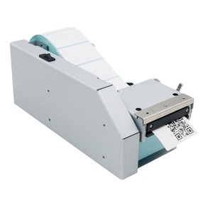 Image 3 - 56mm Label/continuous/marked sticker paper scale Embedded thermal Printer auto peel off,rewinder,Automatical Peeling/Peeler