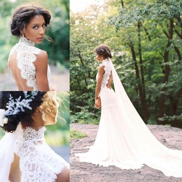 Vestidos novia en encaje