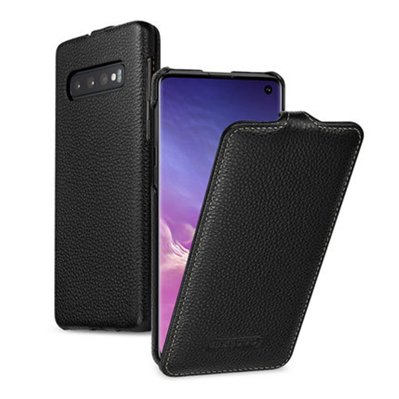 New Genuine Leather Shell for Samsung Galaxy S10/S10e Ultra-thin Back Phone Case for Samsung Galaxy S10Plus S10+ Fundas Skin