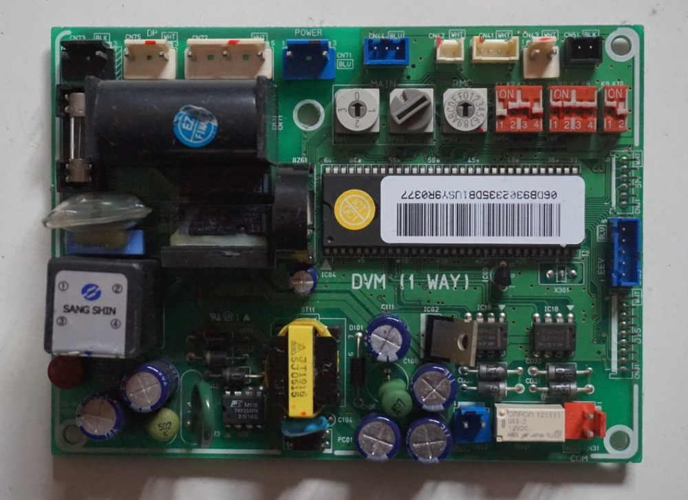 DVM (1 WAY) DB93-02335D Good Working Tested