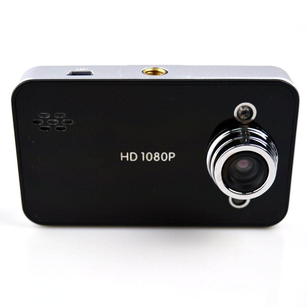 2.4'' Camera <font><b>Car</b></font> <font><b>DVR</b></font> Video Recorder Dash Cam Camcorder Vehicle <font><b>K6000</b></font> <font><b>Car</b></font> <font><b>DVR</b></font> 1080P Full HD Dash Cam image